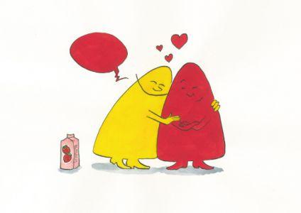 Geel en Rood